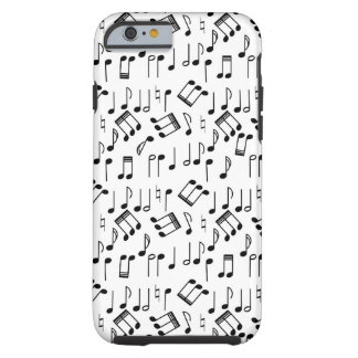 The Beat Goes On Tough iPhone 6 Case