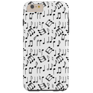 The Beat Goes On Tough iPhone 6 Plus Case