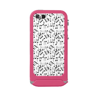 The Beat Goes On Waterproof iPhone SE/5/5s Case