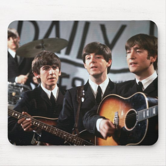 The Beatles | Performing Mouse Pad