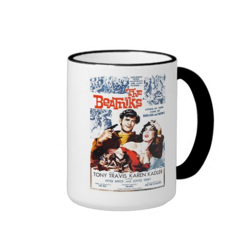 """The Beatniks"" Mug"