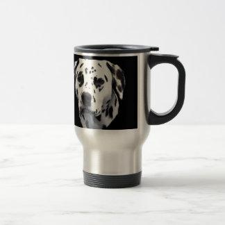 The Beau Dog Travel Mug