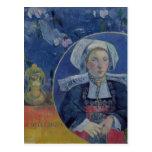 The Beautiful Angel , 1889 Postcard