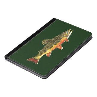 The Beautiful Brook Trout Fisherman's iPad Air Case