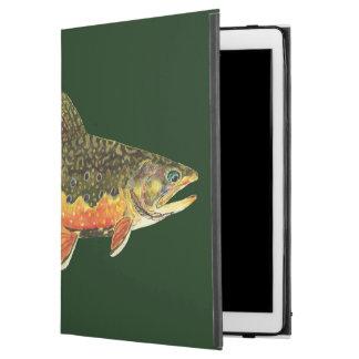 "The Beautiful Brook Trout iPad Pro 12.9"" Case"