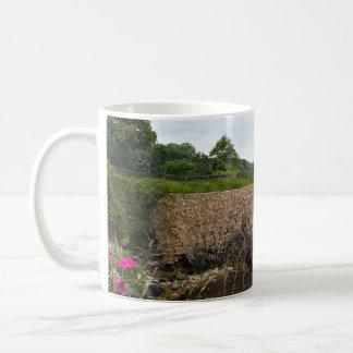 The beautiful coast of Newport Rhode Island Classic White Coffee Mug
