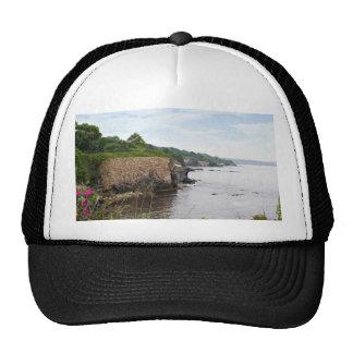 The beautiful coast of Newport Rhode Island Trucker Hat