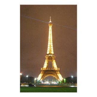 The Beautiful Eiffel Tower Flyer