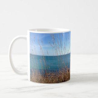 The beautiful Grass and Sea Mug