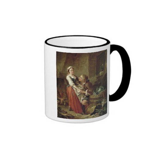 The Beautiful Kitchen Maid Coffee Mugs