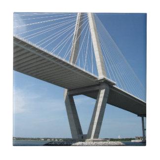 The Beautiful  Ravenel Bridge Ceramic Tile