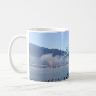 The Beautiful St. Johns Bridge Coffee Mug