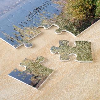 The Beautiful St. Johns Bridge Jigsaw Puzzle