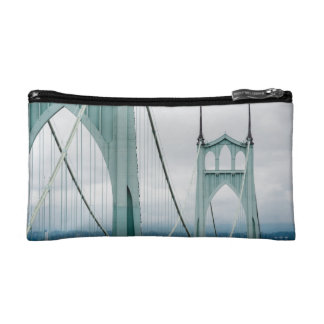 The beautiful St. John's Bridge Makeup Bag