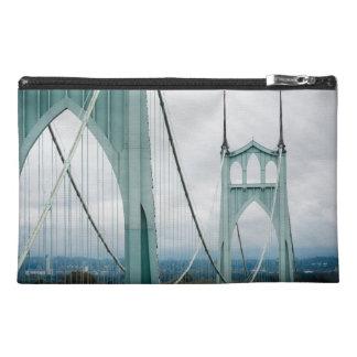 The beautiful St. John's Bridge Travel Accessory Bag