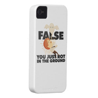 The Beautiful Truth of Death iPhone 4 Case