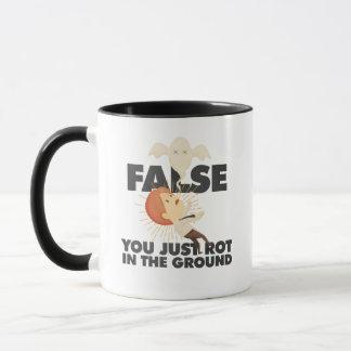 The Beautiful Truth of Death Mug