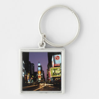 The beauty color and energy of famous Times Keychain