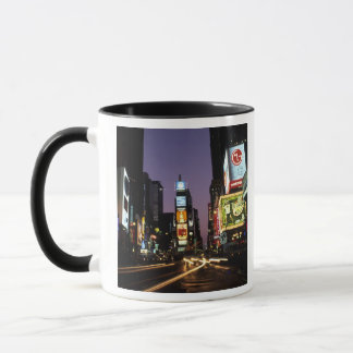 The beauty color and energy of famous Times Mug