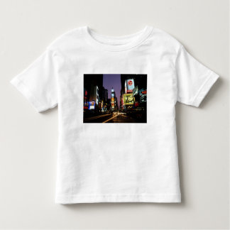 The beauty color and energy of famous Times Toddler T-shirt