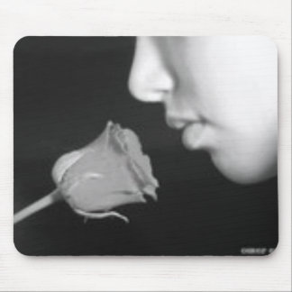The Beauty of a Rose Mouse Pad