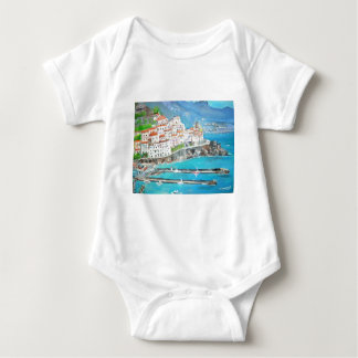 The beauty of Atrani - Baby Bodysuit