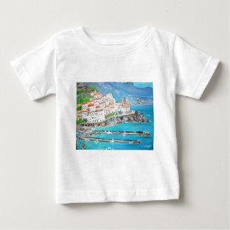 The beauty of Atrani - Baby T-Shirt