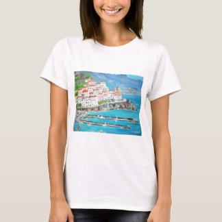 The beauty of Atrani - T-Shirt