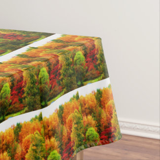 THE BEAUTY OF AUTUMN tablecloth