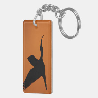 The Beauty of Curves Keychain