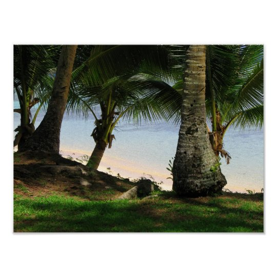 The Beauty of Guam Poster