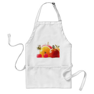 The Beauty Of Heirloom Tomatoes Adult Apron