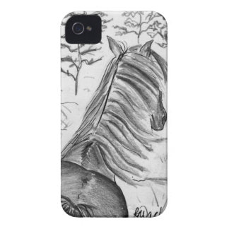 The Beauty of Horses No.1 iPhone 4 Case-Mate Cases