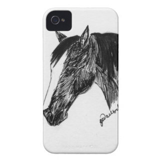 The Beauty of Horses No.2 iPhone 4 Case