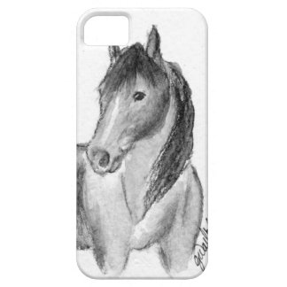 The Beauty of Horses No.3 iPhone SE/5/5s Case