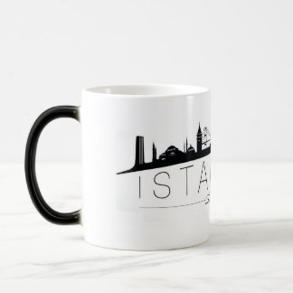 The Beauty of Istanbul Magic Mug