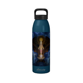 The Beauty Of Light SC Water Bottle