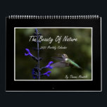 """The Beauty Of Nature 2022 Calendar<br><div class=""""desc"""">I love to capture Nature & Landscape scenes throughout the year in Southwwest Ohio. Its a love and passion of mine and I hope that you enjoy these images!</div>"""