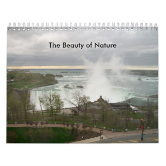 The Beauty of Nature Calendar