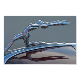 The Beauty Of Oldsmobile. Photo Print