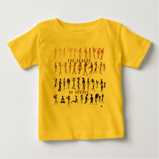The Beauty of People Baby T-Shirt