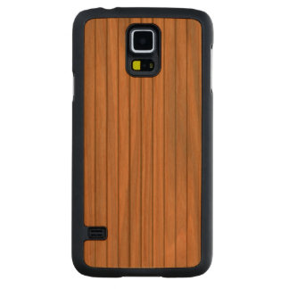 The Beauty Of Real Wood Samsung Case Carved® Cherry Galaxy S5 Slim Case