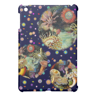 The Beauty of Sea A1 (inspired by Ernst Haeckel) iPad Mini Case