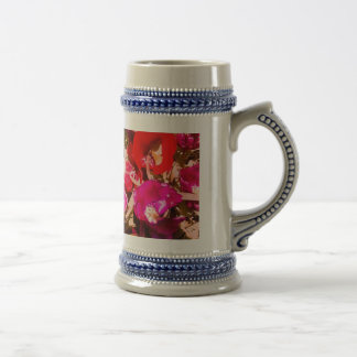 The beauty of the colors. beer stein