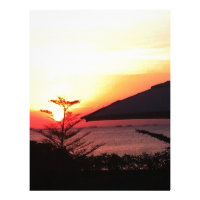 The Beauty of the Sunset View Personalized Letterhead (<em>$1.15</em>)