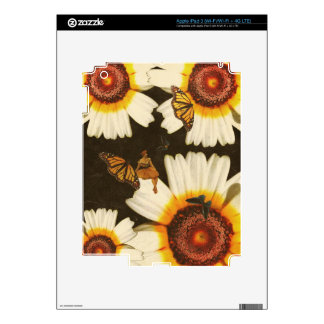The Beauty of The World Vintage Collage iPad 3 Decals