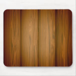 The Beauty Of Wood Mousepad Mouse Pad