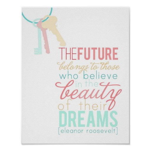 the beauty of your dreams poster
