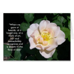 The Beauty Within Greeting Cards