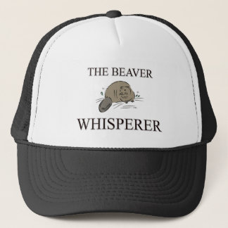 The Beaver Whisperer Trucker Hat